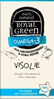 Royal Green Omega 3 visolie 30sft