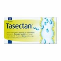 Tasectan tegen diarree 8caps