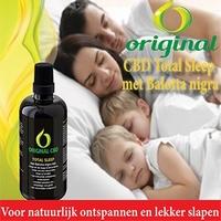 Original CBD Total Sleep met 4% Hennepolie 10ml