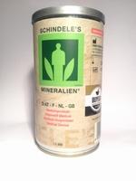 Schindele's Mineralen poeder 400g: vanaf 23,99 euro
