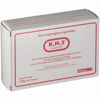 KH3 vitaalcomplex 150caps (Nieuwe formule sinds eind 2016)