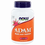 NOW Adam multi vitamine man 60tab
