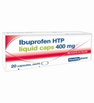 Actavis Ibuprofen 400mg liquid 20caps