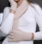 Medima 376/200 Sjaal beige