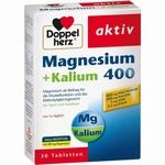 Doppelherz aktiv Magnesium Kalium 30tabl