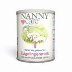 NANNYcare Geitenmelk nr. 1 voor zuigelingen 400g
