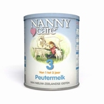 NANNYcare Geitenmelk nr. 3 voor peuters van 1-3 jaar 900g