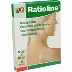 Ratioline Aqua douchepleisters 8x10cm 5st