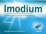 Imodium Loperamide HCI 2mg 20caps