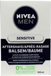 Nivea Men aftershave balsem sensitive 100ml