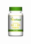 Elvitaal vitamine K2 + D3 forte 90vcaps