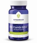 Vitakruid B12 Combi 6000 met folaat & P5P 60tabl