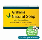Grahams Soap 100g 