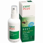 Care Plus DEET spray 40% 120ml (2x 60ml)