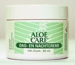 Aloe care Dag en nachtcreme 50ml