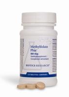 Biotics Methylfolate plus 400 mcg 120tab