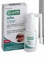 GUM Aftaclear mondspray 20ml