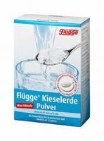 Salus Flügge Kiezelaarde poeder 200g houdbaar tot 03-2022.