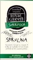 Royal Green Spirulina  60tab