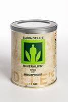 Schindele's Mineralen 500 CAPSULES (houdbaar tot 06-2022)