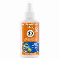 Alphanova Sun spray SPF30 bio 125ml