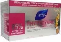 Phytocyane 12ampullen 7,5ml