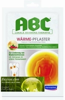 ABC Warmtepleisters original 2st