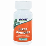 NOW IJzer complex 100tab