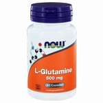 NOW L-Glutamine 500mg 60cap