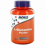 NOW L-Glutamine poeder 170g