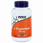 NOW L-Tryptofaan 500mg 60sft