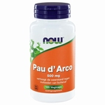 NOW Pau d arco 500mg 100cap