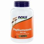NOW Psyllium vezels 500mg 200cap