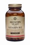 Solgar 0400 Brewer's Yeast (Biergist) 250tabl