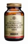 Solgar 1316 Glucosamine Hyaluronic Acid Chondroitin 60tb