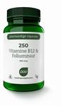 AOV  250 Vitamine B12 & foliumzuur 60cap