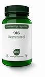 AOV  916 Resveratrol Forte 60 mg 60cap
