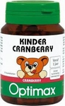 Optimax Kinder Cranberry 60kauwtabl
