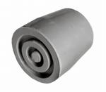 Able2 Rubberdop voor kruk of wandelstok 19mm grijs