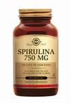 Solgar 2660 Spirulina 750 mg 100tabl