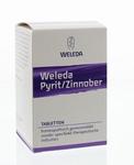 Weleda Pyriet zinnober tabletten 200tb