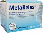 Metagenics Metarelax sachets 40zakjes