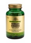 Solgar 4138 Ginseng Korean Root Extract 60vcaps