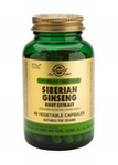 Solgar 4146 Ginseng Siberian Root Extract 60vcaps