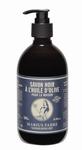 Fabre zwarte zeep vloeibaar pomp 500ml