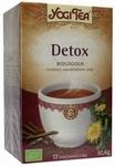 Yogi tea Detox BIO 17zakjes