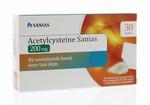 Sanias Acetylcysteïne 200mg 30sachets