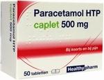 Healthypharm Paracetamol 500 50caplets