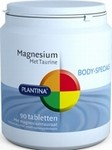Plantina Magnesium met taurine  90tab