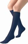 Gilofa 2000 Steunkniekousen marineblauw 1pr